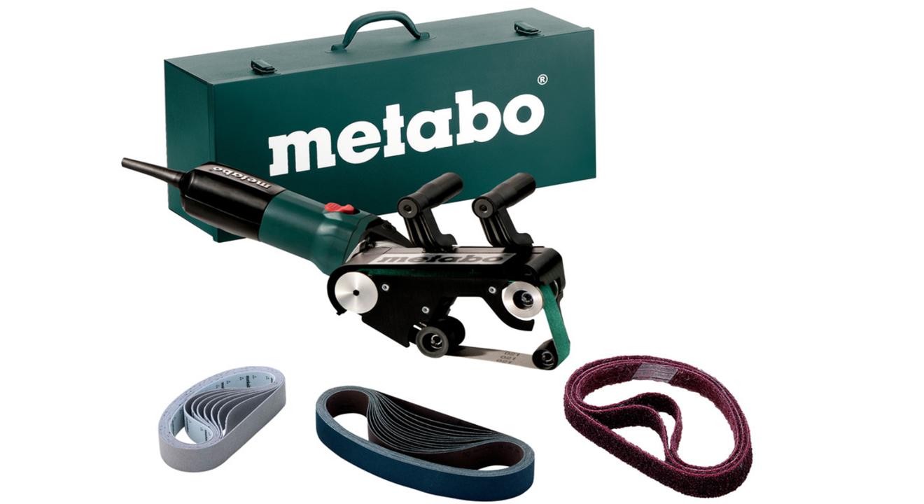 Metabo Rörbandslip RBE 9-60 SET