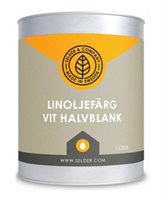 Linoljefärg HB 0,5 liter