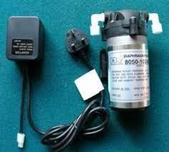 Booster pump