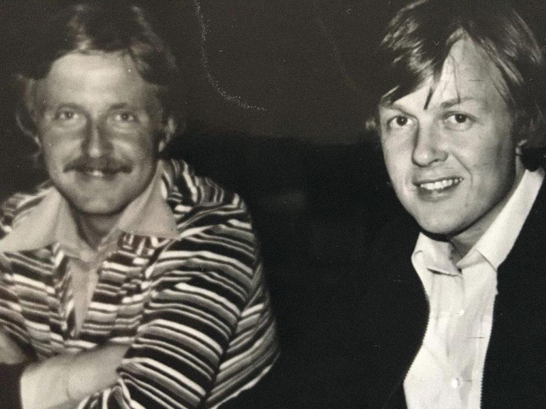 Staffan och Ronnie P