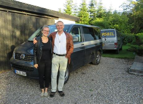 Visit from PPO driver from the south of Germany