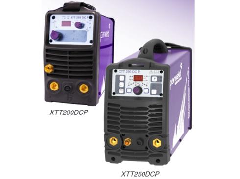 TIG Inverter 200 A Puls