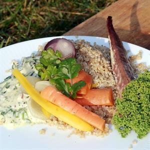 25kg - Quinoa - Svensk