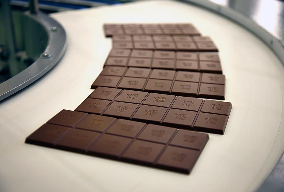 Økologisk og vegansk sjokolade fra Como sjøen i Italia