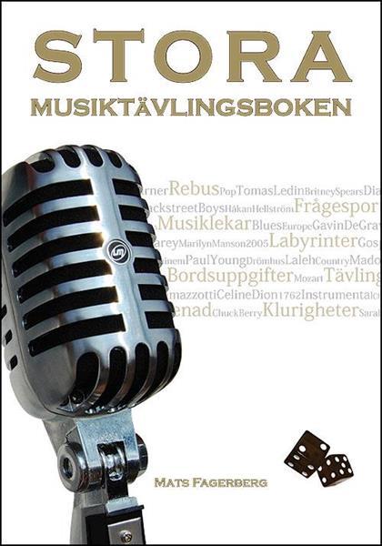 Stora musiktävlingsboken