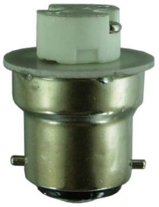 Adaptersockel från B22 till G4 / GU4