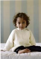 Mosst. barntröja i King Cotton