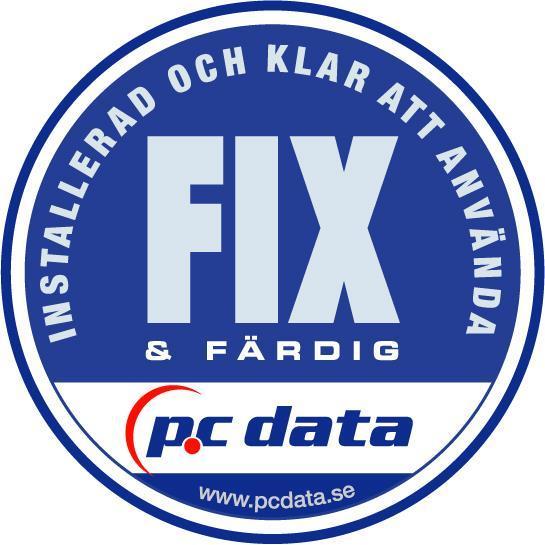 Fix & Färdig!