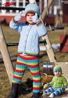 Färgstarkt set i Junior
