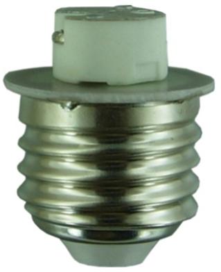Adaptersockel från E27 till G4 / GU4