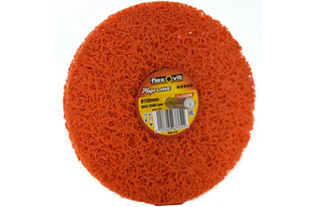 Grovrengörare 150x13x8mm Orange