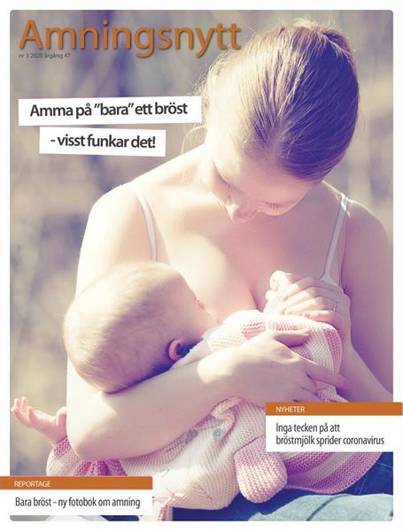 Amningsnytt 2020/3 - PDF