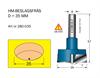 HM Beslagsfräs D=35mm, S=8mm