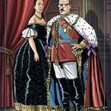 Ola och hustru Natalie