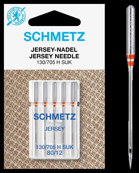 Schmetz jersey 80 neulapakkaus