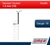 Dyckert 12/20SS Rostfri 7M