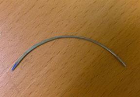 Böjd nål EFS5, 40mm