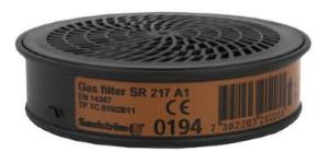 Sundström Gasfilter SR217 A1