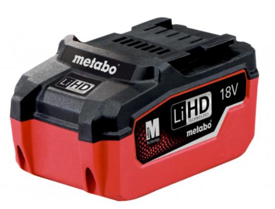 Metabo Batteri 18V 5,5Ah LiHD