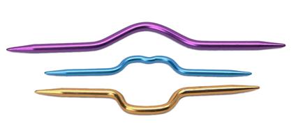 Flettepinner / Hjelpepinner i Aluminium