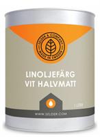Linoljefärg HM 0,5 liter