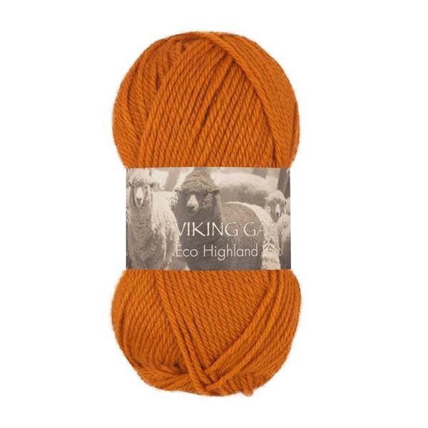 V Highland Eco Wool rost