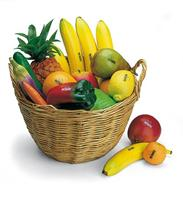 Korg m. 18 fruktshakers