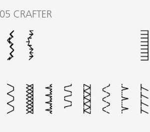 Bernette B05 Crafter ompelukone