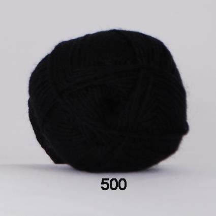 Bamboo Wool Svart