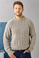 Herrsweater i Dagmar