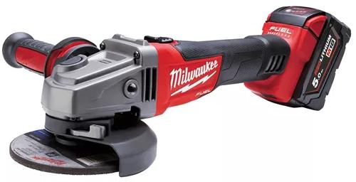 Milwaukee Vinkelslip M18 CAG125X-502X