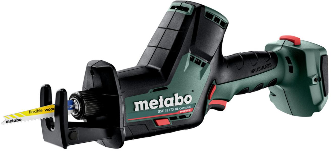 Metabo Tigersåg SSE18LTXBL-0