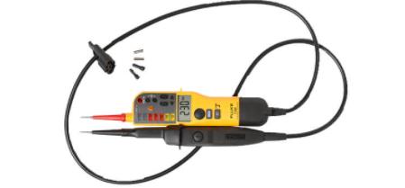 Fluke T130 Spännings- & Kontinuitetstestare