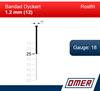 Dyckert 12/25SS Rostfri 7M