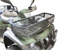 ATV stålkorg fram/bak