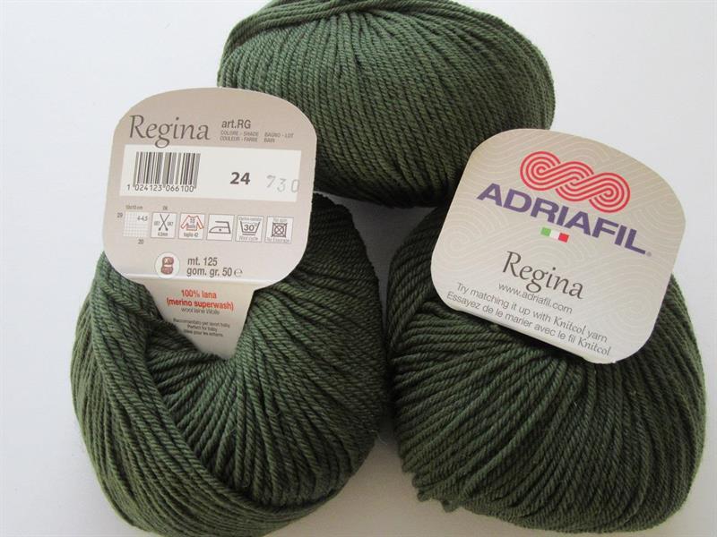 Regina Army Green