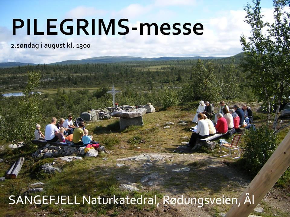 ÅRLIG / gudstjeneste 2.søndag i agust