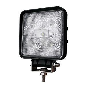 Arbetslampa LED kvadrat