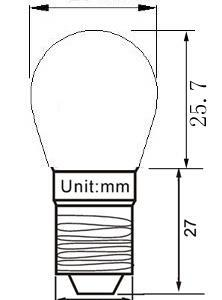 E14 SMD18
