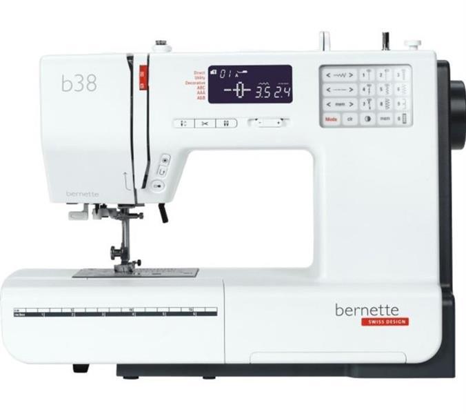 Bernette B38 ompelukone