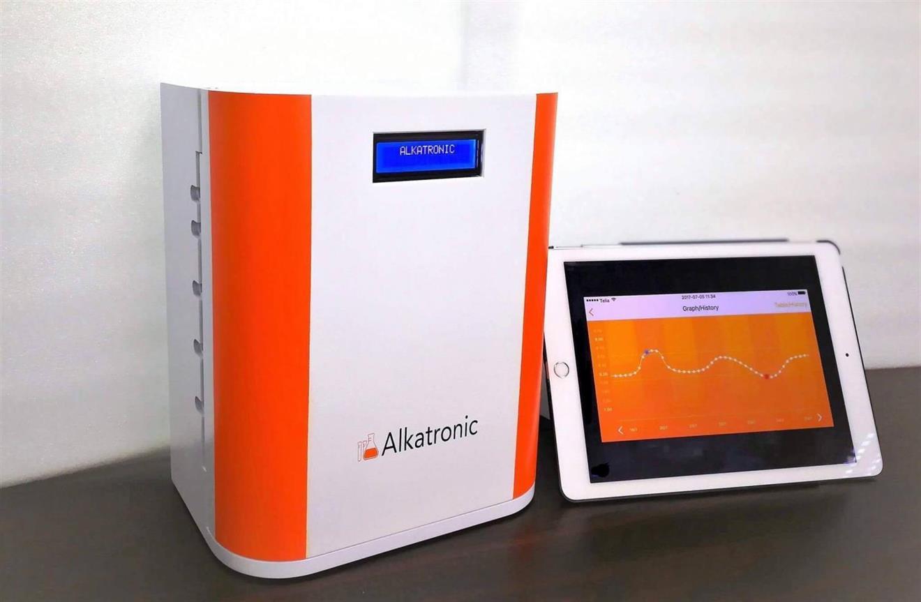 Alkatronic KH dator/justerare