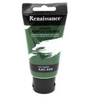 Akryylimaali 75ml, muovituubi, AAC 440 Sap Green
