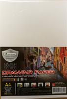 Piirustuspaperi 100g. A4, 50kpl