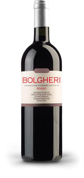 Bolgheri Rosso DOC -19