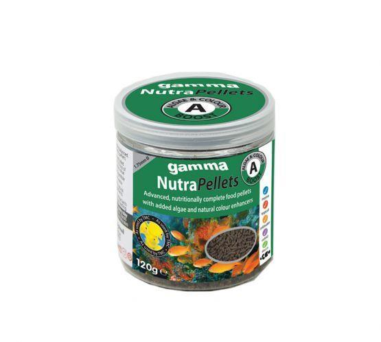 Gamma NutraPellets Algae&Colour Boost