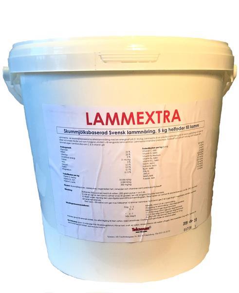 Lammnäring Lammextra 5 kg Skr