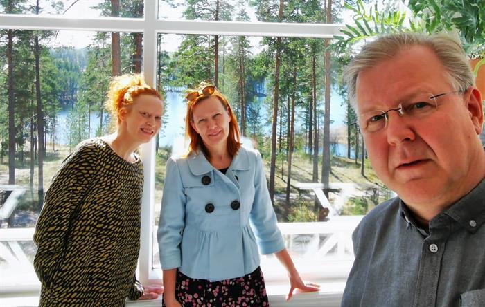 Nordic for You -tuotteet löytyvät myös Hotelli Punkaharjun puodista