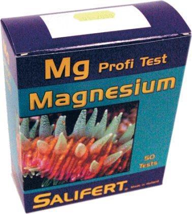 Salifert Mg test