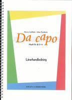 Da capo, åk 3-4, lärarhandledning