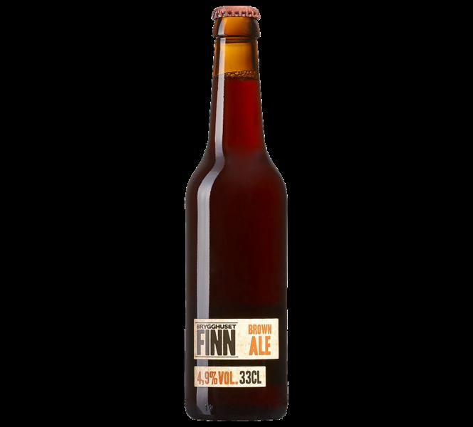 Finn Brown Ale 4,9%